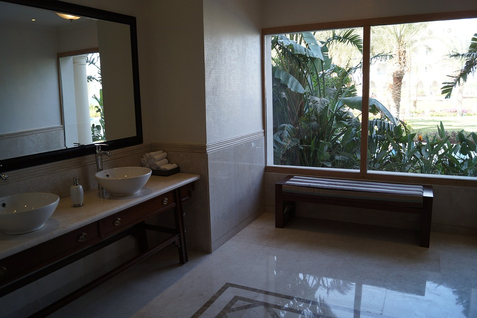 The latest trends in bathroom design 2017 happiness for Latest bathroom trends 2017