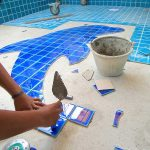Get Best of Pool Tile Installation out of Home Improvement Project