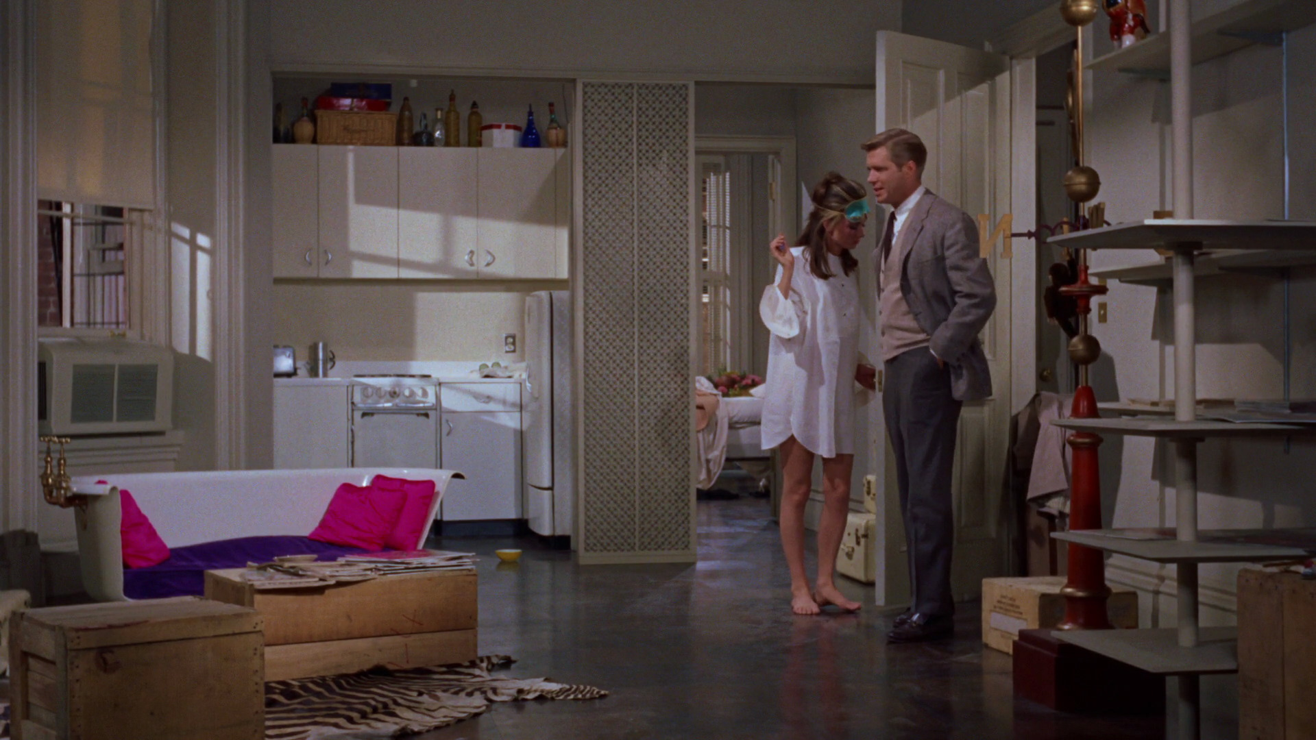 Breakfast at Tiffany's still
