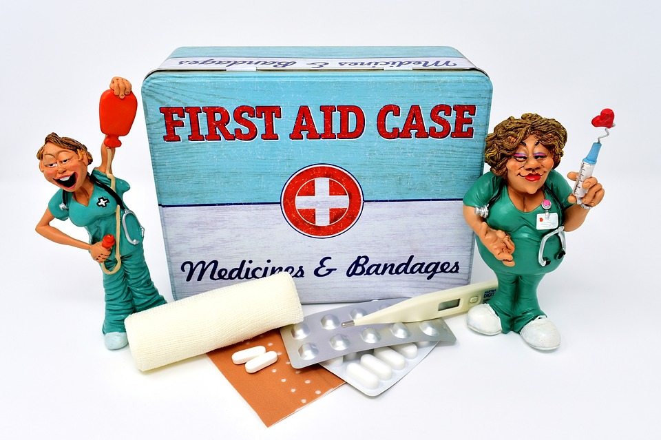 first aid madical kit