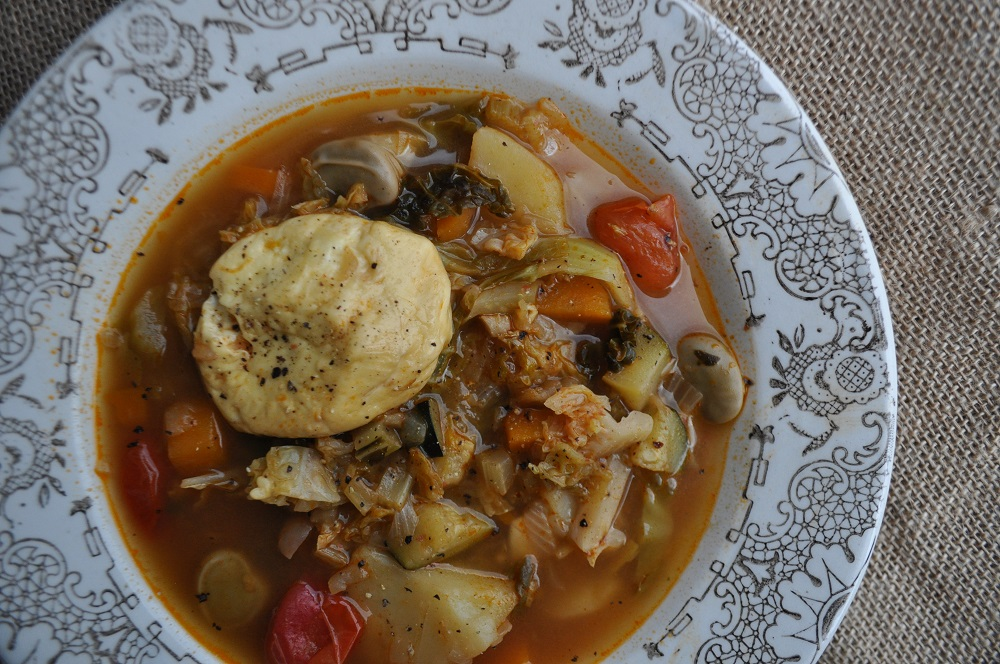Is-soppa tal-armla (Traditional Soup)
