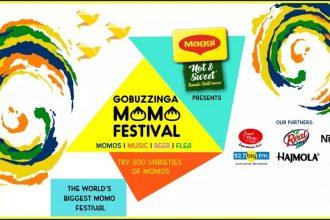 Momo Festival Delhi