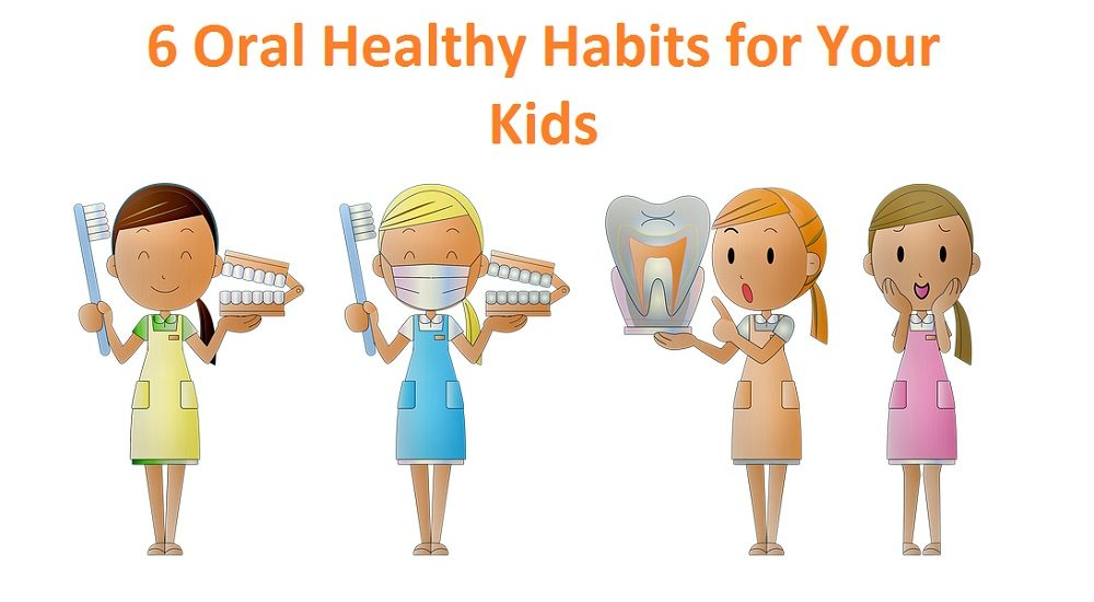 Oral Healthy Habits