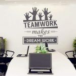 Why You Should Go for Wall Stickers for Your Office?