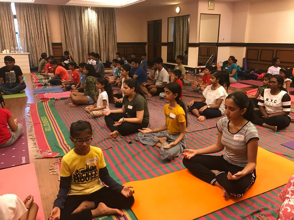 AOL Kids Yoga