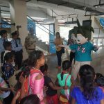 KidZania Mumbai collaborates with Mumbai Metro to give Tribal Kids an unforgettable experience
