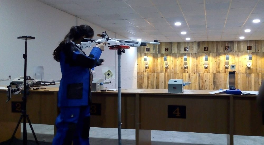 Shooting Training
