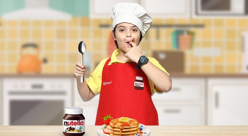 World Nutella Day - KidZania Mumbai 1