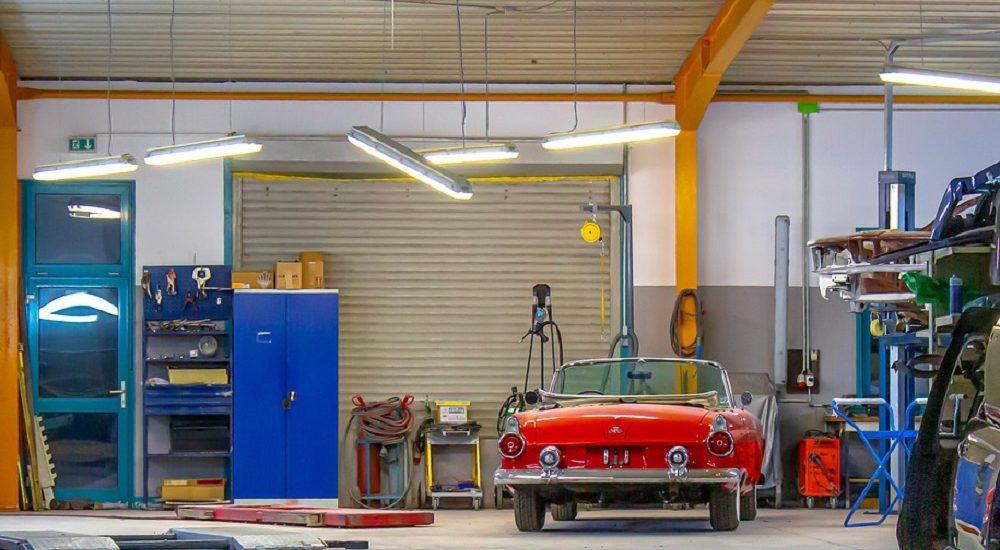 garage sutter